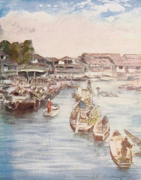 Japan : A Record in Colour - The Venice of Japan (1901)