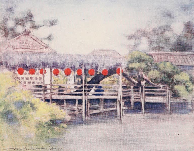Japan : A Record in Colour - A Sunny Garden (1901)