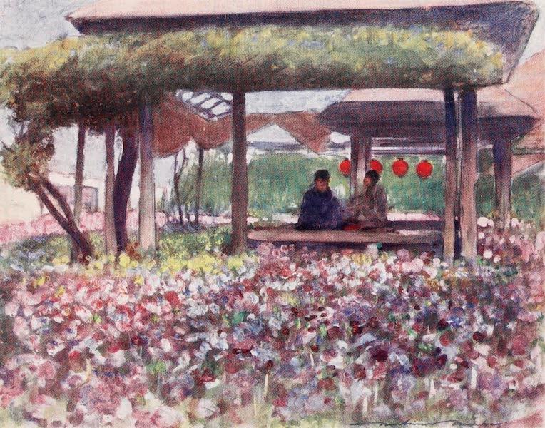 Japan : A Record in Colour - At Horikiri (1901)