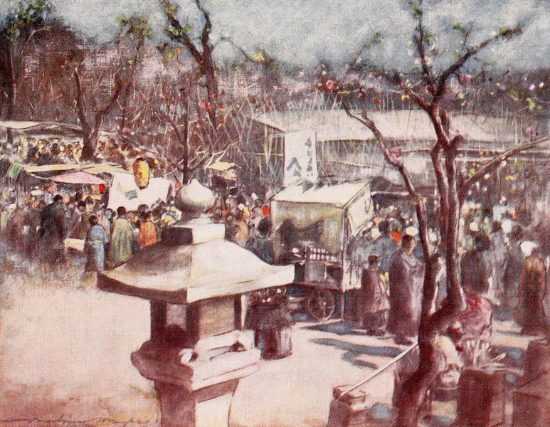 Japan : A Record in Colour - A Fete Day (1901)