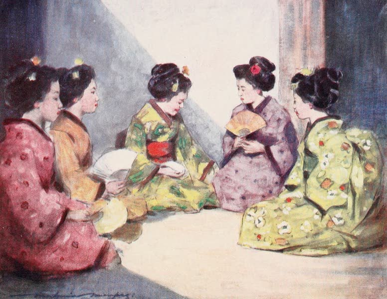 Japan : A Record in Colour - Butterflies (1901)