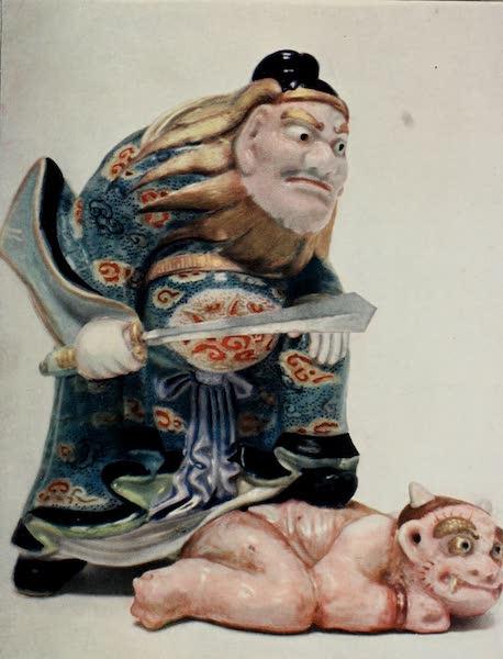 Japanese Porcelain - Seto Figures (1909)