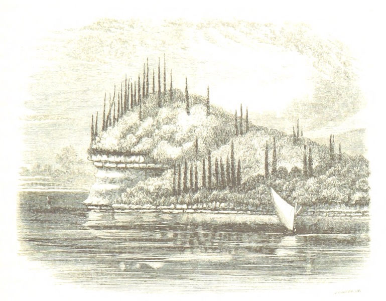 Journal of a Cruise Among the Islands of the Western Pacific - Bluff Head, Lifu, Loyalty Islands (1853)