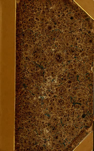 Journal of a Residence in Colombia Vol. 2 - Front Cover (1825)