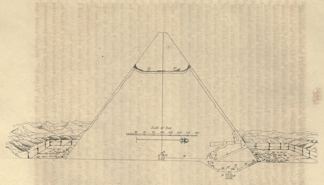 Journal of a Route Across India - The Second Pyramid of Egypt (1819)