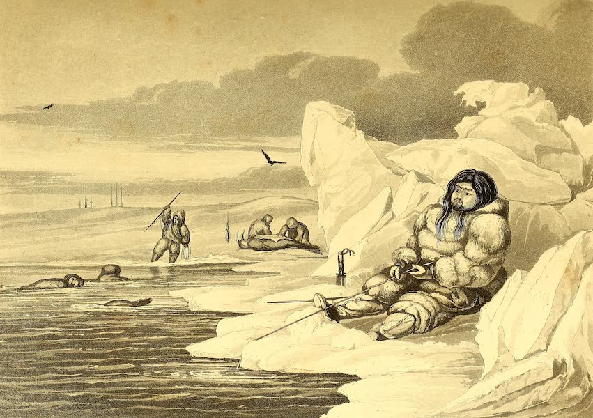 Manner of holding the line when a Walrus is struck