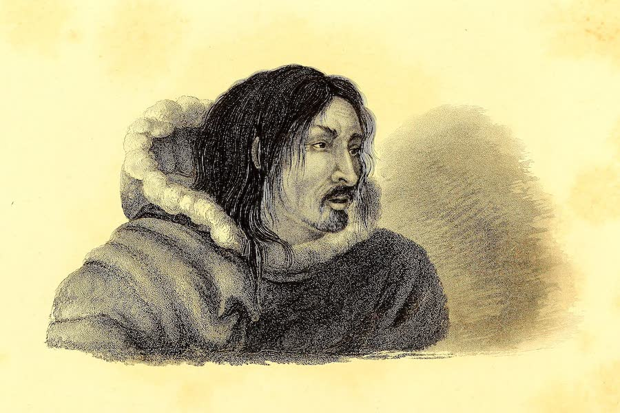 Arnaneelia, a native of Winter Island, 1822