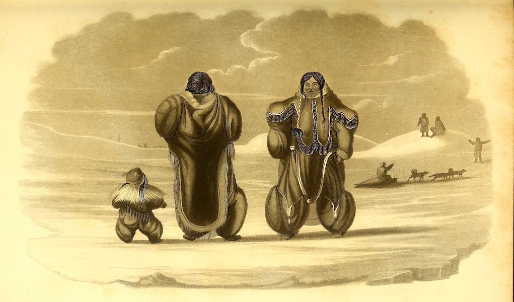 Groupe of Esquimaux at Igloolik, 1823