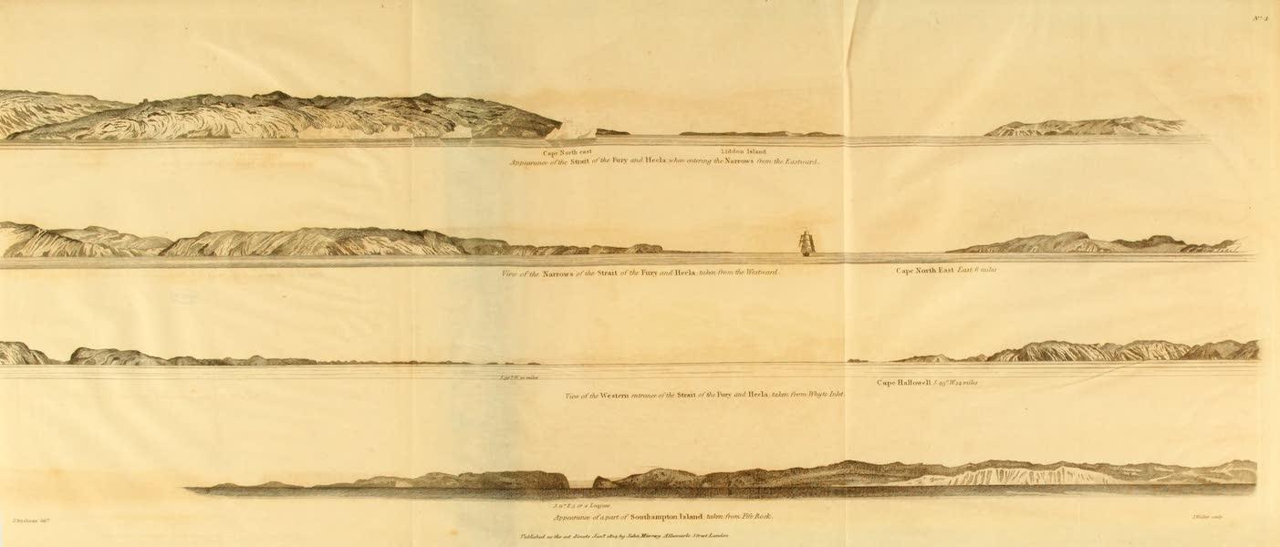 Appearances of Lands, No. 4.