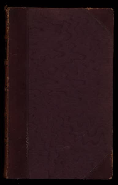 Journal of a Tour in the Levant Vol. 1 - Front Cover (1820)