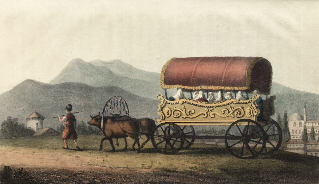 Journal of a Tour in the Levant Vol. 1 - Turkish Arabah (1820)