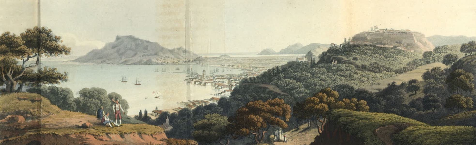Journal of a Tour in the Levant Vol. 1 - Zante (1820)