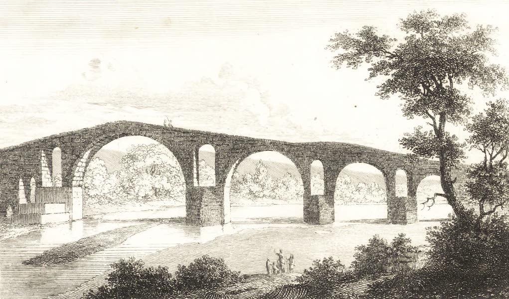 Journal of a Tour in the Levant Vol. 1 - Bridge of Arta (1820)