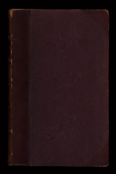 Journal of a Tour in the Levant Vol. 2 - Front Cover (1820)