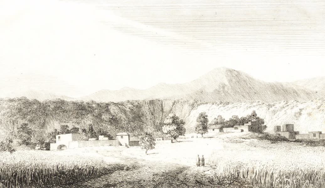 Journal of a Tour in the Levant Vol. 2 - Village of Dali on Site of Ancient Idalium (1820)