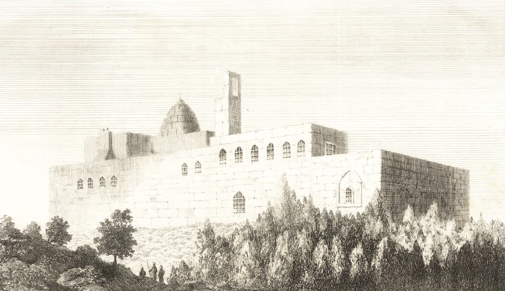 Journal of a Tour in the Levant Vol. 2 - Armenian Convent of Zumar on Mount Lebanon (1820)