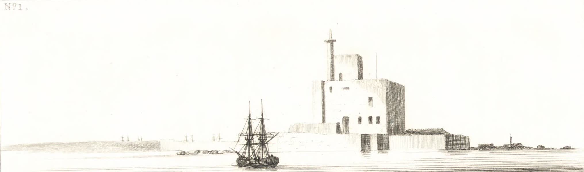 Journal of a Tour in the Levant Vol. 2 - Suez No. 1 (1820)