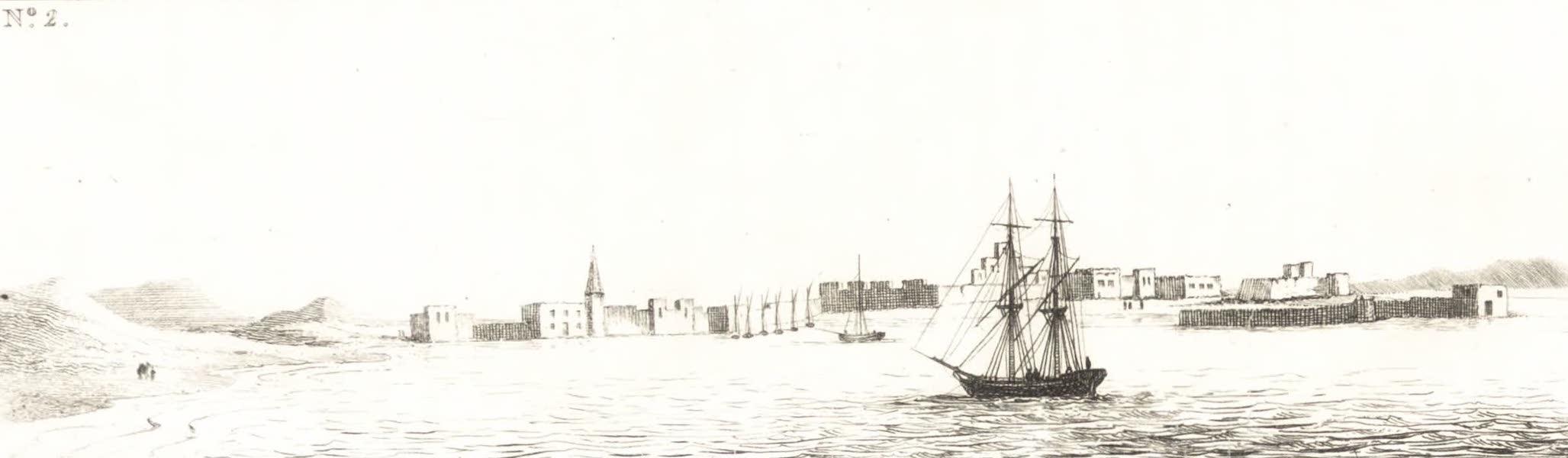 Journal of a Tour in the Levant Vol. 2 - Suez No. 2 (1820)
