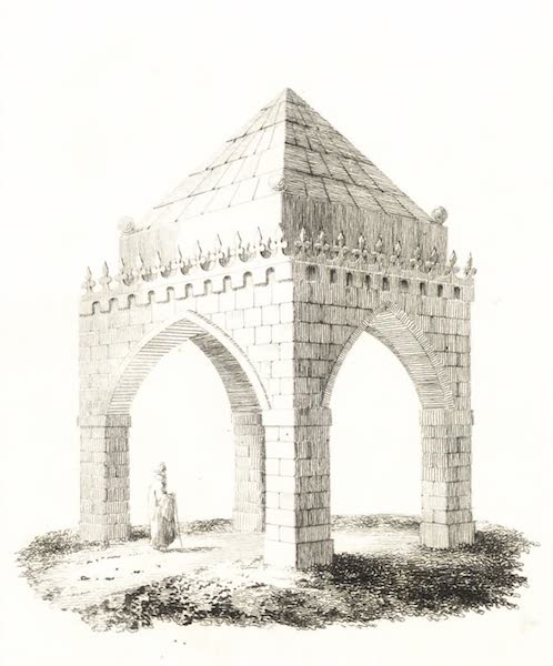 Journal of a Tour in the Levant Vol. 2 - Tombs in Cairo [I] (1820)