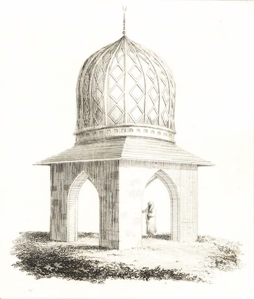 Journal of a Tour in the Levant Vol. 2 - Tombs in Cairo [II] (1820)