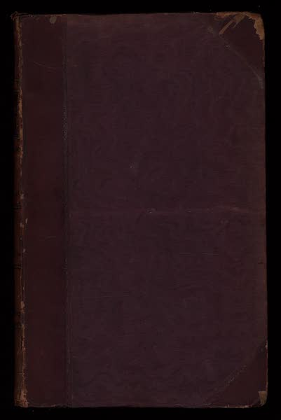 Journal of a Tour in the Levant Vol. 3 - Front Cover (1820)