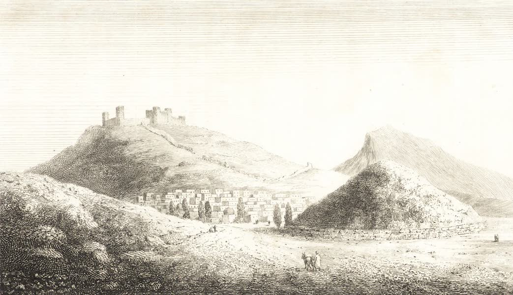 Journal of a Tour in the Levant Vol. 3 - Peragmus (1820)