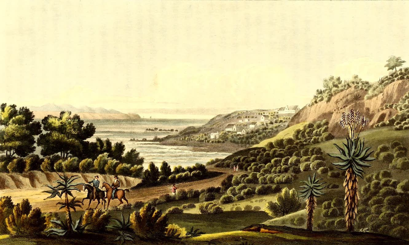 Journal of a Visit to South Africa - Mossel Bay, on the Indian Ocean (1818)