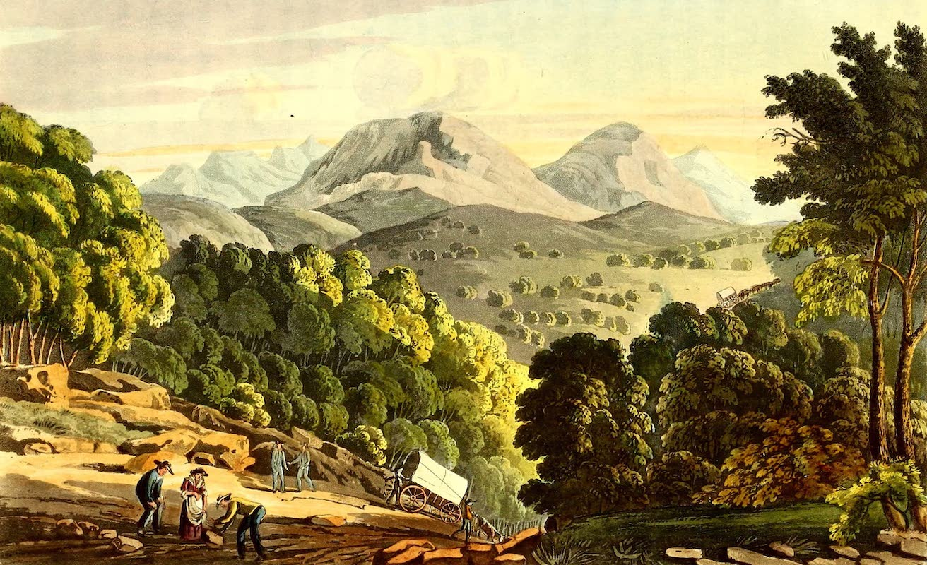 Journal of a Visit to South Africa - Trekatackaw, in Plettenberg Bay (1818)