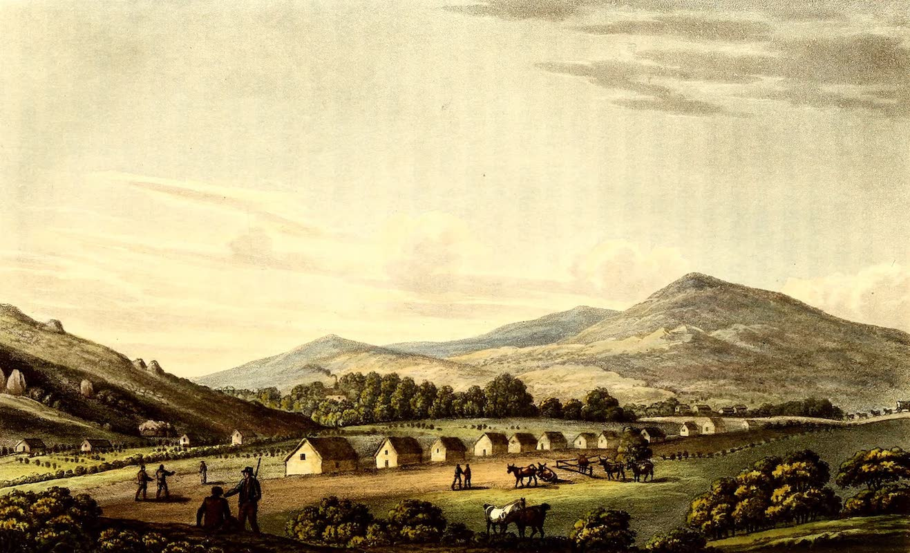 Journal of a Visit to South Africa - Missionary Settlement at Groenekloof (1818)