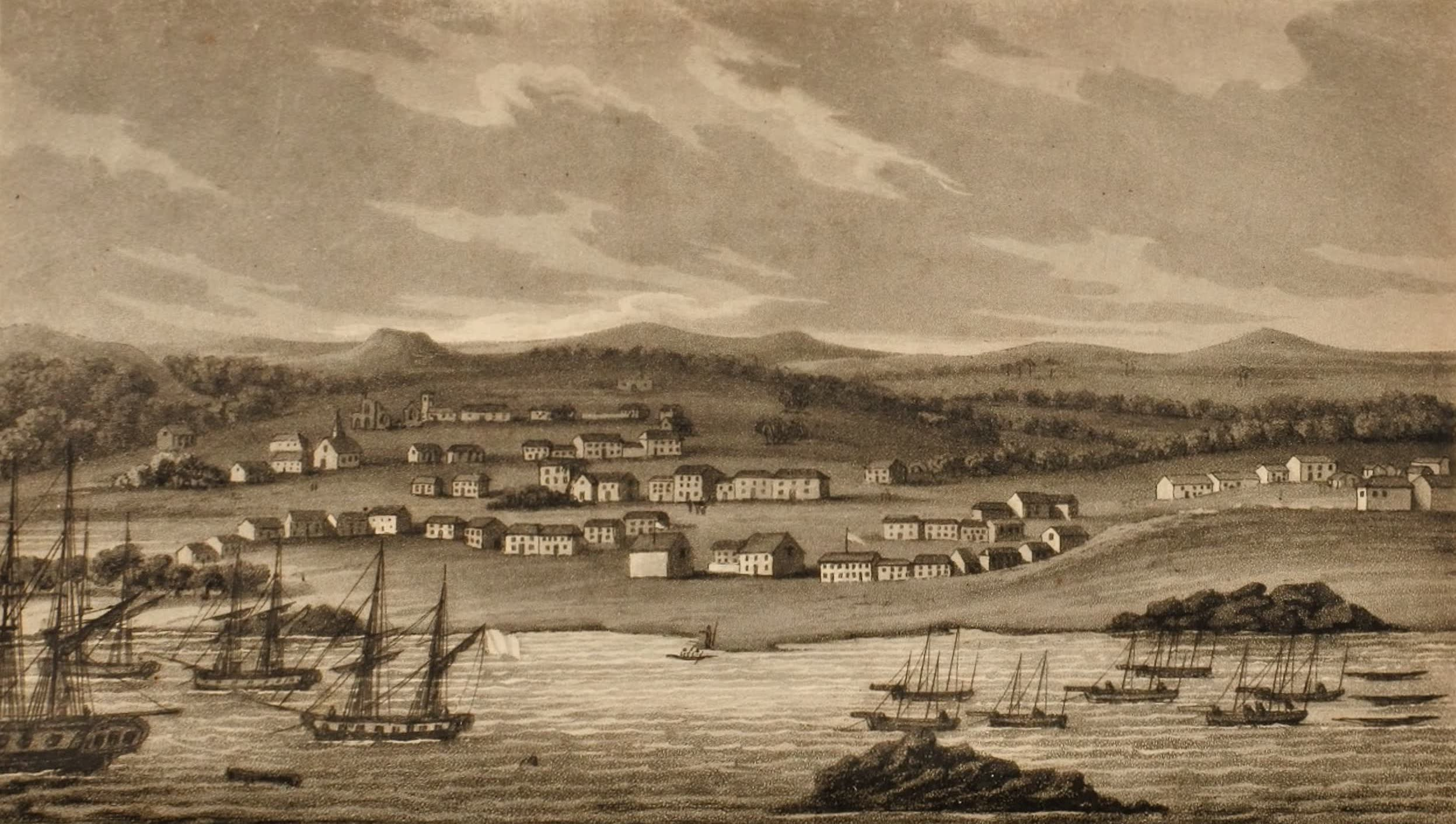 Journal of an Expedition 1400 miles up the Orinoco - Angostura (1822)