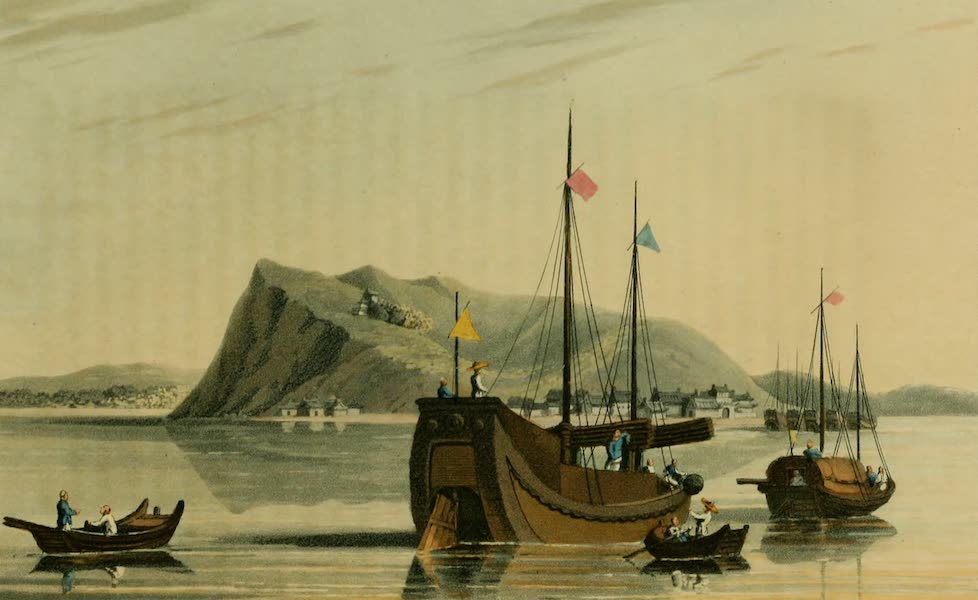 Journal of the Proceedings of the Late Embassy to China - See-Lang-Shan (1817)