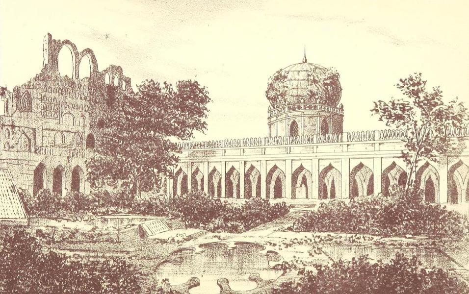 Ruined Palace and Mosque at Bidar