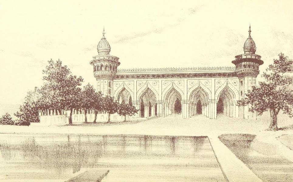 The Makka Mosque and Tombs of the Nigams at Hyderabad