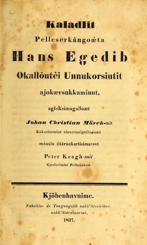Natural History - Kaladilt Pelleserkangoaeta Hans Ededib