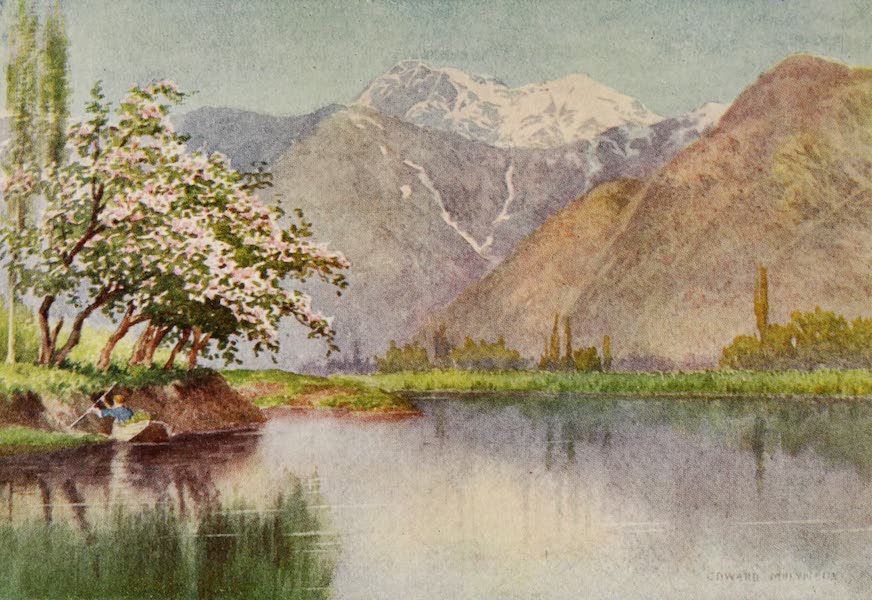 Kashmir, Painted and Described - Kotwal from near the Dal Darwaza (1911)