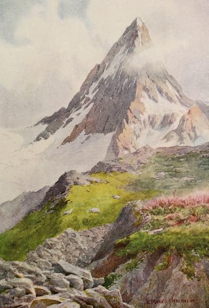 Kashmir, Painted and Described - Mount Kolahoi, Lidar Valley (1911)
