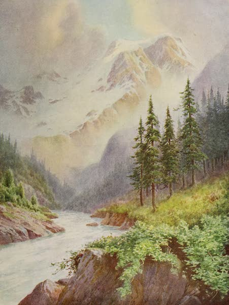 Kashmir, Painted and Described - Mountain Mists (1911)