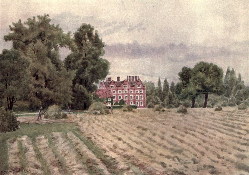 Kew Gardens, Painted and Described - The Palace (1908)