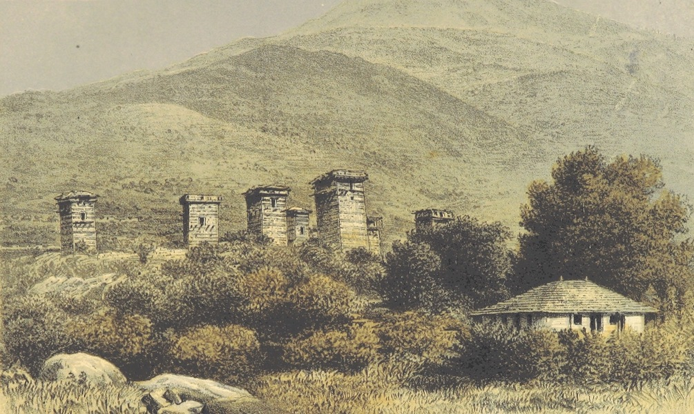 Kulu: It's Beauties, Antiquities and Silver Mines - Ancient Fort, Bajara, and Tea Planter's House (1873)