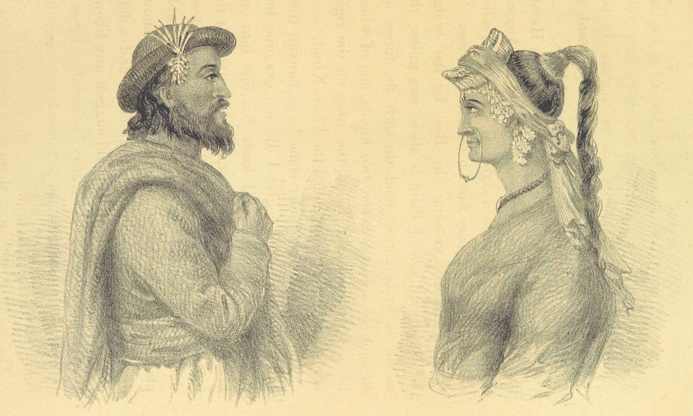 Kulu: It's Beauties, Antiquities and Silver Mines - Manali Peasants (1873)