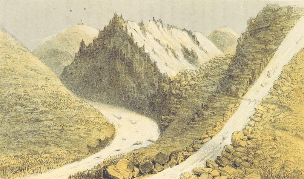 Kulu: It's Beauties, Antiquities and Silver Mines - Deobita, 20,000 ft. / North Side Hamta Pass, 14,700 ft. (1873)