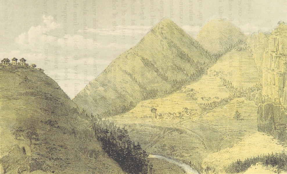 Kulu: It's Beauties, Antiquities and Silver Mines - Silver Mine, Kanor Khud and Village of Choki - Parbutti Valley (1873)