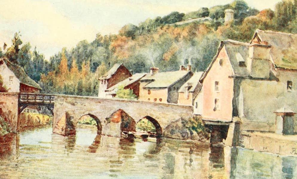 La Côte d'Émeraude, Painted and Described - Le Port, Dinan (1912)
