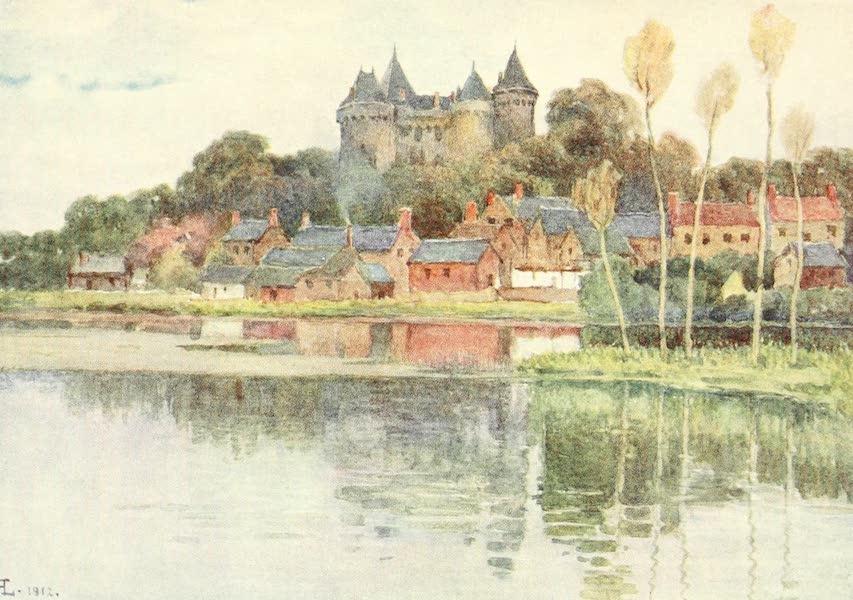 La Côte d'Émeraude, Painted and Described - Chateau de Combourg (1912)