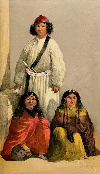 Ladak, Physical, Statistical, and Historical - Dangkhar Spiti, Sangi Ram Spiti and She in Ladak (1854)