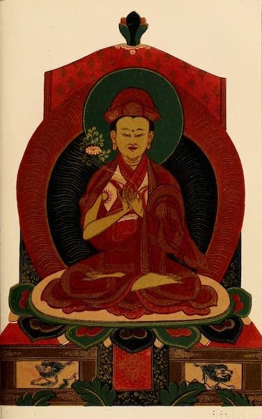 Ladak, Physical, Statistical, and Historical - Jigten-Gonpo, the Dharma-Raja of Bhutan (1854)