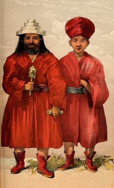 Ladak, Physical, Statistical, and Historical - Abbot and High Lama of Lama Yurru (1854)