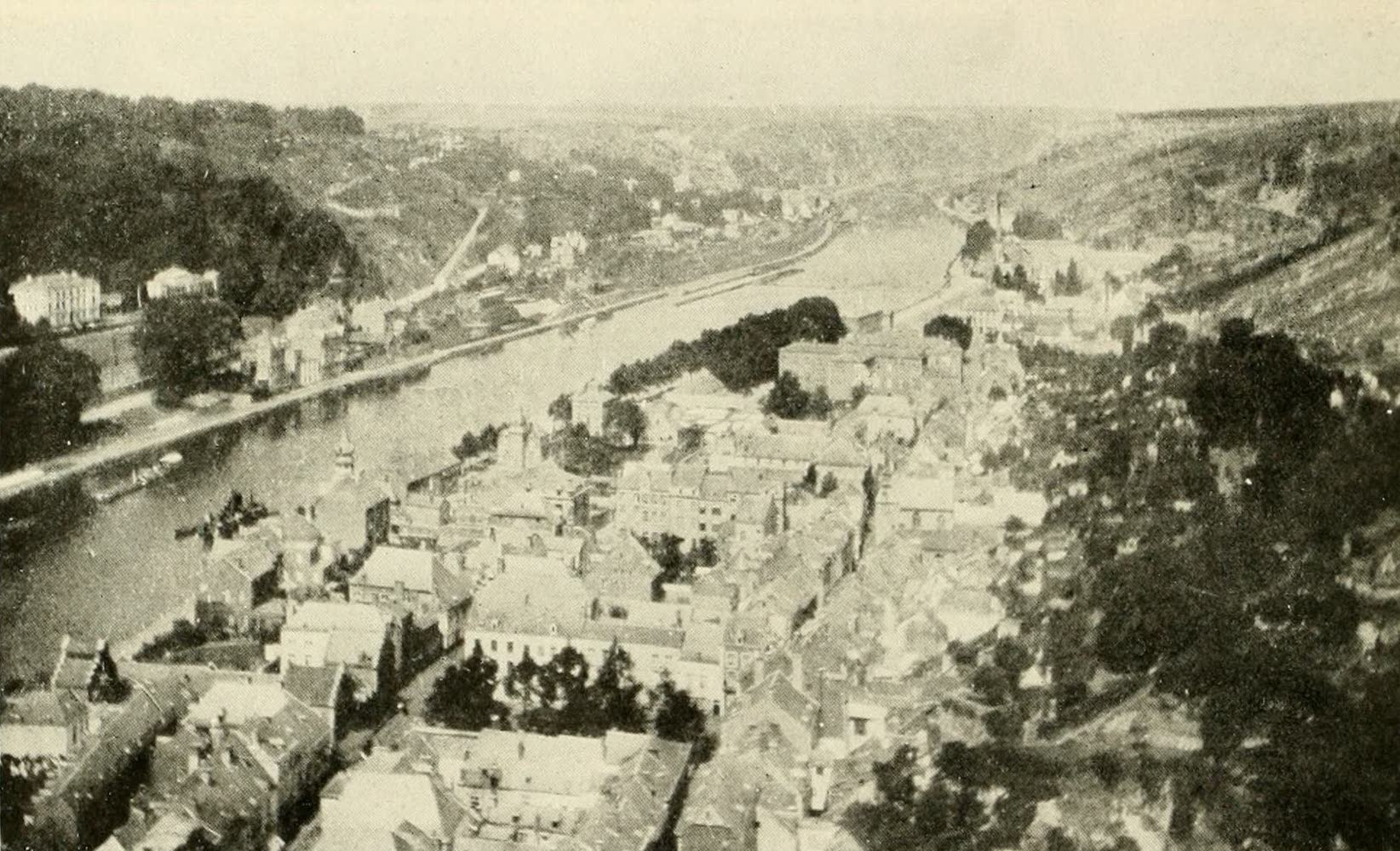 Laird & Lee's World's War Glimpses - The River Meuse (1914)