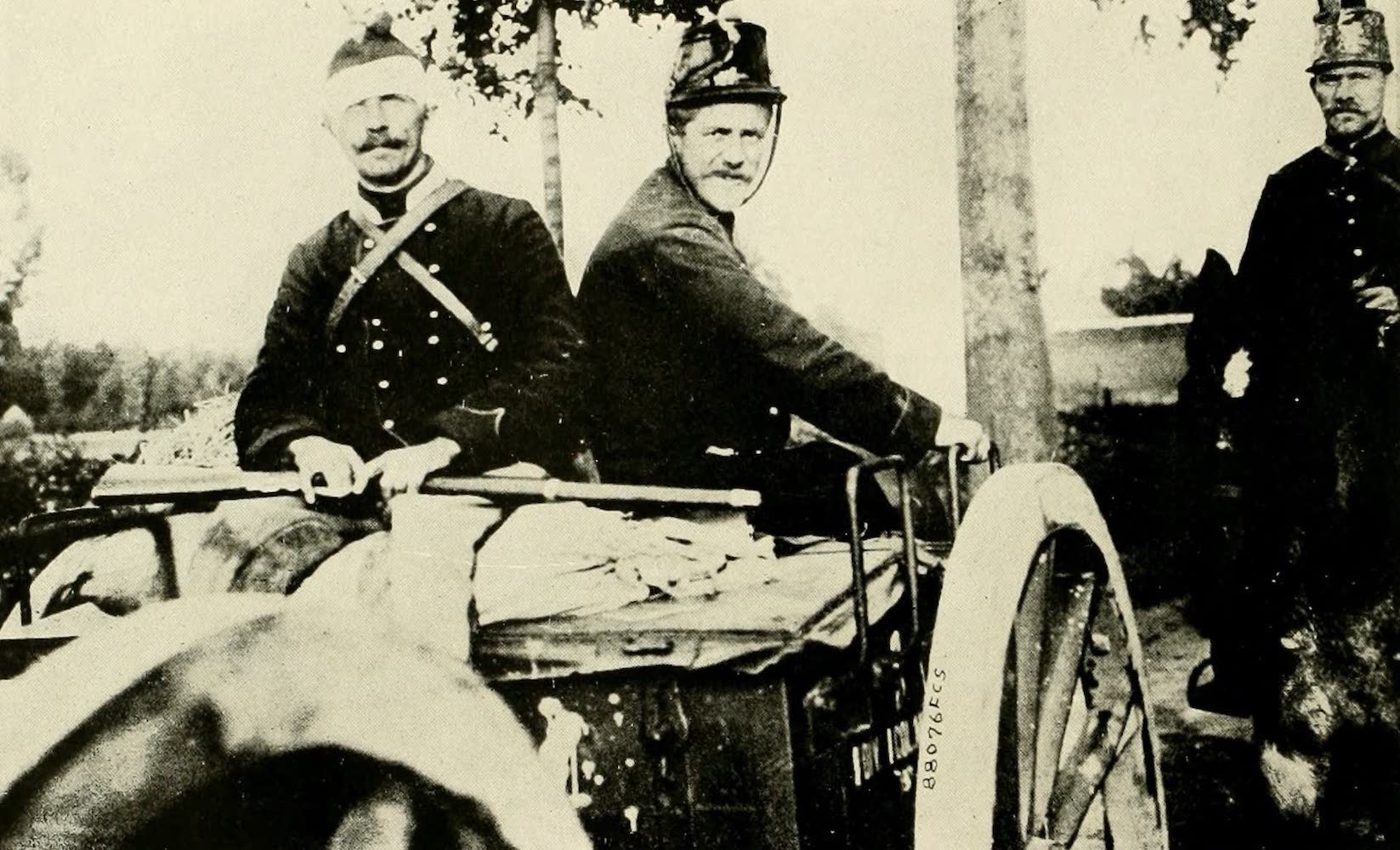 Laird & Lee's World's War Glimpses - The Undaunted Belgian Spirit (1914)