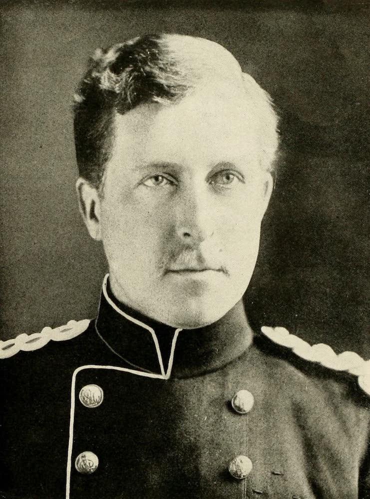 Laird & Lee's World's War Glimpses - King Albert of Belgium (1914)